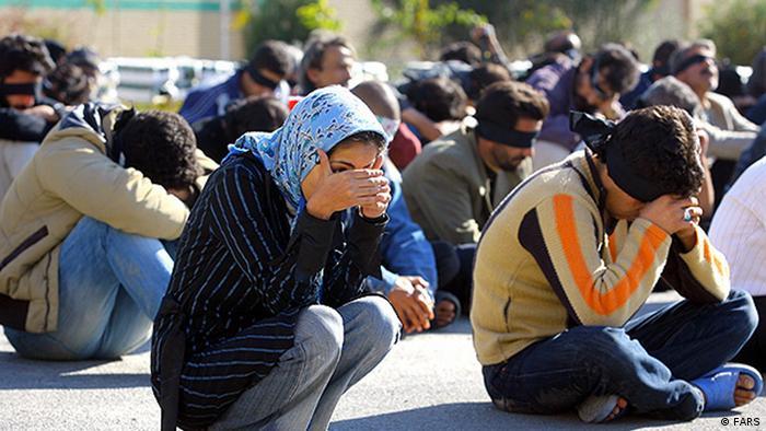 Drogenabhängigkeit im Iran