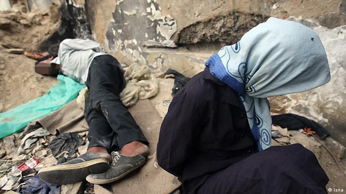 مصرف مواد مخدر از جمله مواد مخدر صنعتی از سوی زنان در ایران رشدی بیسابقه داشته است