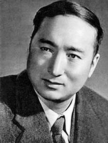 Der chinesische Schauspieler Chen_Qiang Quelle: http://zh.wikipedia.org/wiki/File:Chen_Qiang.jpg gemeinfrei