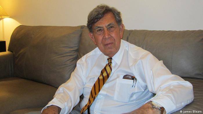 Cuauhtemoc Cardenas Präsidentschaftswahlen in Mexico Porträt der Spitzenkandidaten (James Blears)