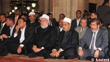 Mohamed Mursi Ägypten Präsident Freitagsgebet