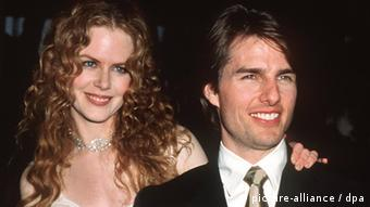 Nicole Kidman und Tom Cruise (picture-alliance / dpa)