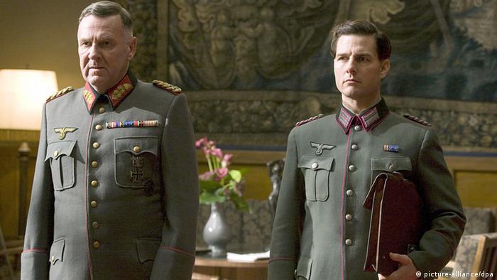 Tom Cruise kao Stauffenberg