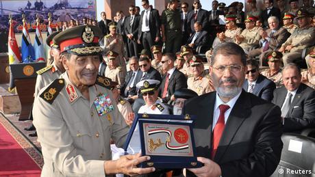 Kairo Präsident Mursi