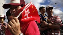 Hongkong Feiern 15 Jahre Unabhängigkeit