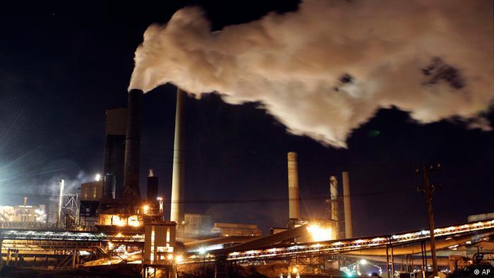 Kadar Karbondioksida di Atmosfer pada 2016 Tertinggi dalam 800 Ribu Tahun