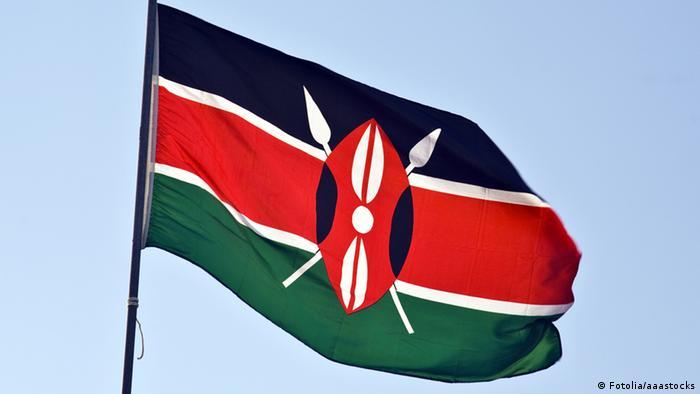 Flagge von Kenia (Fotolia/aaastocks)