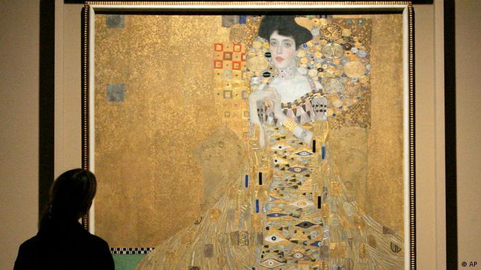 Retrato de Adele Bloch-Bauer I de Gustav Klimt