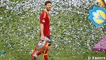 UEFA EURO 2012 Spanien vs. Italien Sieg