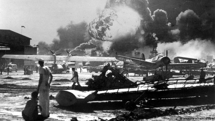 Japanski napad na Pearl Harbor 7.12.1941. doveo je do uključenja SAD-a u rat
