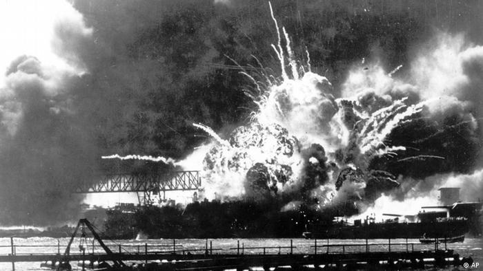 Angriff auf Pearl Harbor (AP)