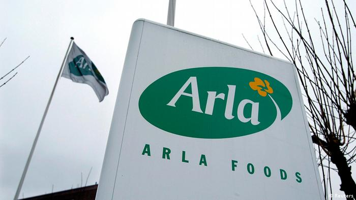 Danska se može pohvaliti brojnim zadrugama - jedna od njih je prehrambena zadruga Arla Foods iz Aarhusa