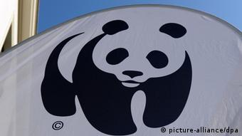 Логотип Всемирного фонда дикой природы (WWF)