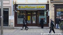 Deutschland Genossenschaft Wirtschaft Raiffeisen Bank in Serbien