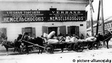 Russland Genossenschaft Wirtschaft Geschichte Wolgadeutsche Sammelstelle