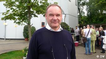 Rainer Wiertz Leiter des Shakespeare Festivals in Neuss