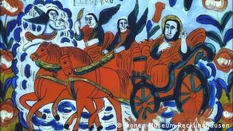 Пророк Илия. Румыния, вторая половина XIX века