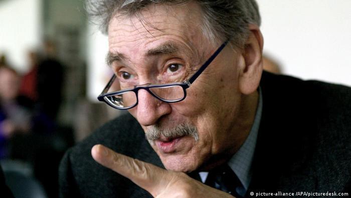 Oskar Pastior, Foto: dpa