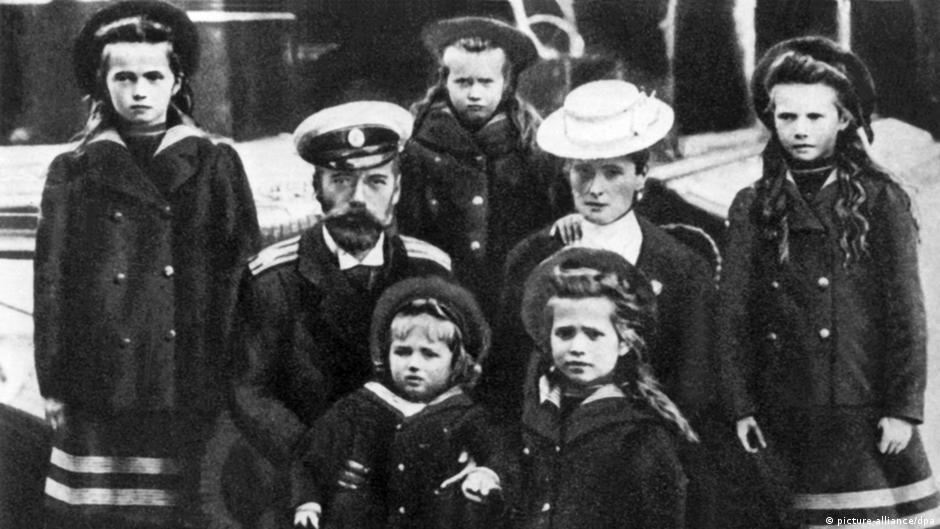 erster russischer zar romanov