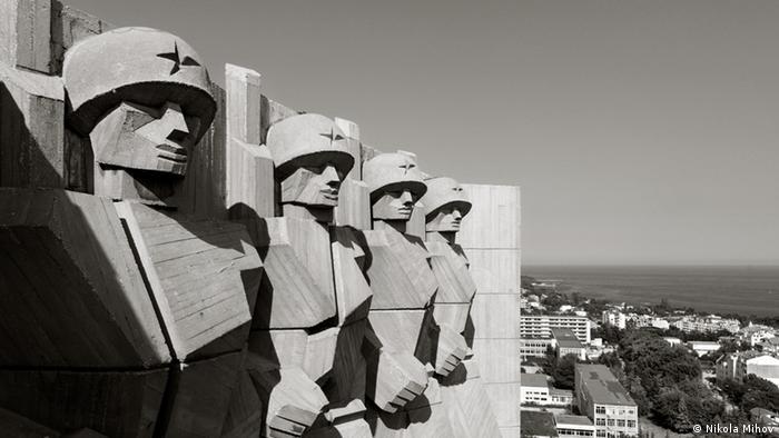 Bulgarien Kommunismus Denkmal (Nikola Mihov)