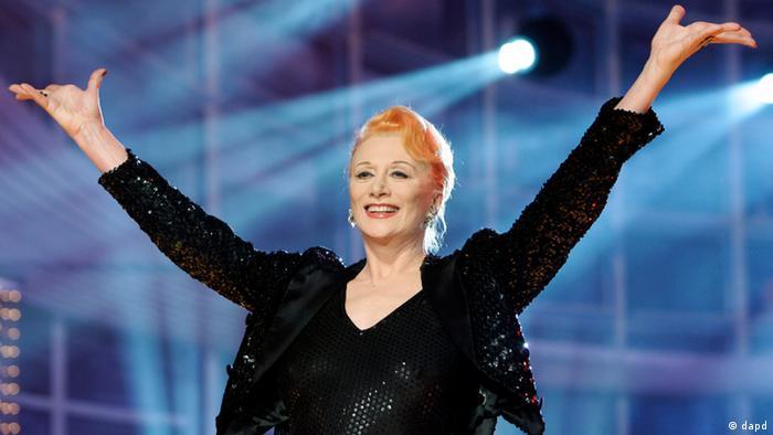 Austrian entertainer, Margot Werner, died on Tuesday aged 74.