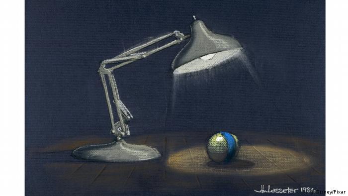 Ausstellung Pixar Bundeskunsthalle Bonn