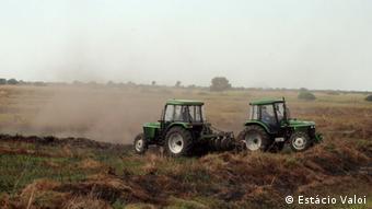 Plano de desenvolvimento agrícola abrange mais de 10 milhoes de hectares, em três províncias - Nampula, Niassa e Zambézia
