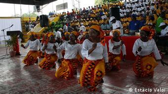 Traditioneller Tanz Tufo