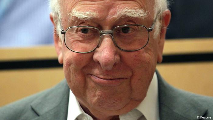 Nobel Laureate and theoretical physicist, Professor Peter Higgs
