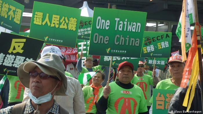 Chinesische Studenten in Taiwan (Klaus Bardenhagen)