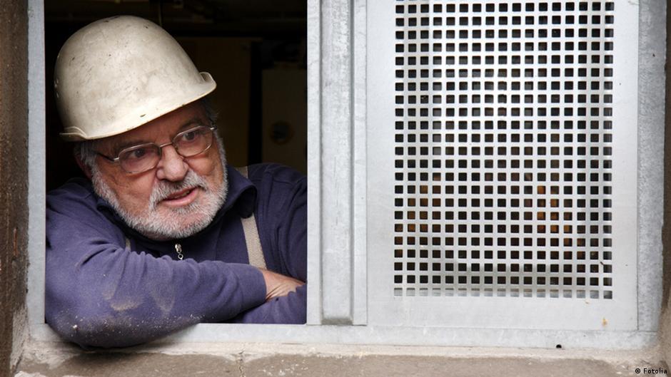 OIT: 48 por ciento del mundo sin pensiones en edad de jubilación | DW | 30.09.2014