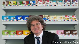 Deutschland Wirtschaft Alfred T. Ritter von Ritter Sport Foto: Marijan Murat dpa/lsw