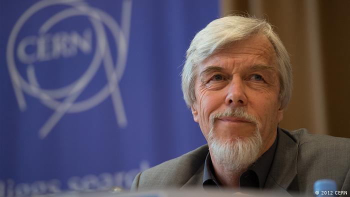 Physicist Professor Rolf-Dieter Heuer was CERN director general from 2009-2015