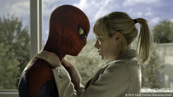 film still: The Amazing Spiderman (2012 Sony Pictures Releasing GmbH)
