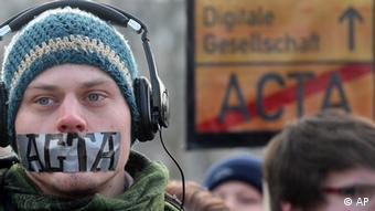 بیش از ۳ میلیون نفر از شهروندان اروپایی از راههای گوناگون به طرح اکتا اعتراض کردند