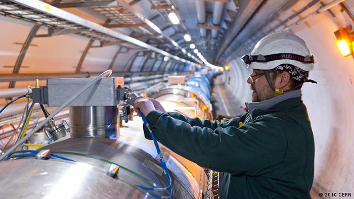 CERN Europäische Organisation für Kernforschung