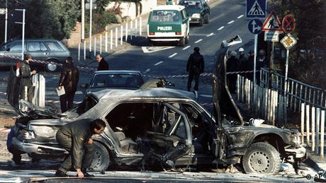 RAF: 30 χρόνια από τη δολοφονία Χερχάουζεν