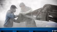 China Armut Wanderarbeiter Arbeitsbedingungen