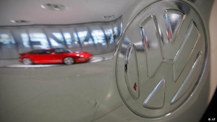 Porsche Volkswagen VW (AP)