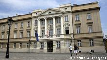 Kroatisches Parlament in Zagreb