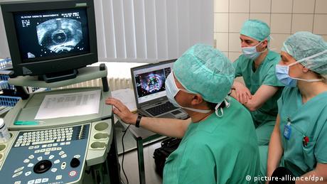 Deutschland Medizin Vorsorgeuntersuchung Prostatakrebs Behandlung