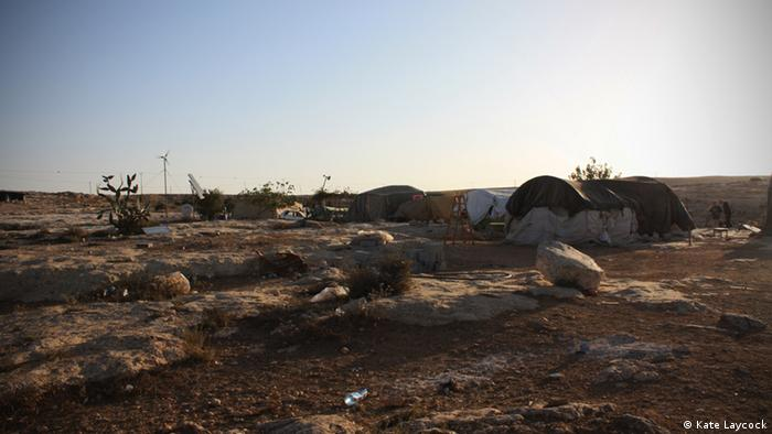 Palestinian Susya is a collection of tent dwellings located about 15km south of Hebron