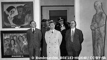 Ausstellung Entartete Kunst 1938