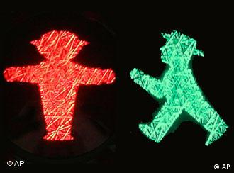 The Ampelmännchen has found a place in many a German heart