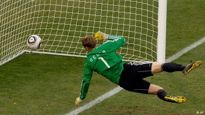 WM 2010 Engalnd Deutschland