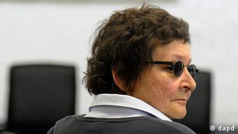 Deutschland Justiz Stuttgart Verena Becker verurteit Buback-Attentat