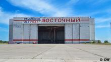 Flugplatz Uljanowsk Russland