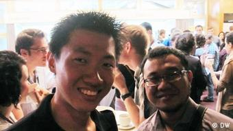 Two Indonesian scientist Nicholas Agung Kurniawan and Rachmat Adhi Wibowo are being invited to Lindau Nobel Laureates Meeting.