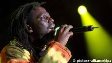 Sänger Tiken Jah Fakoly