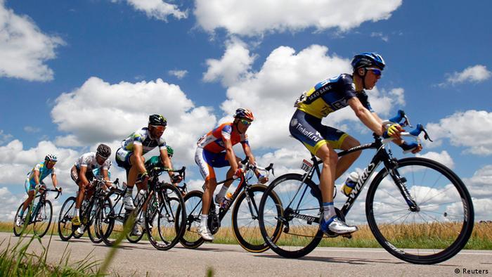 Тур де Франс под Томбленом